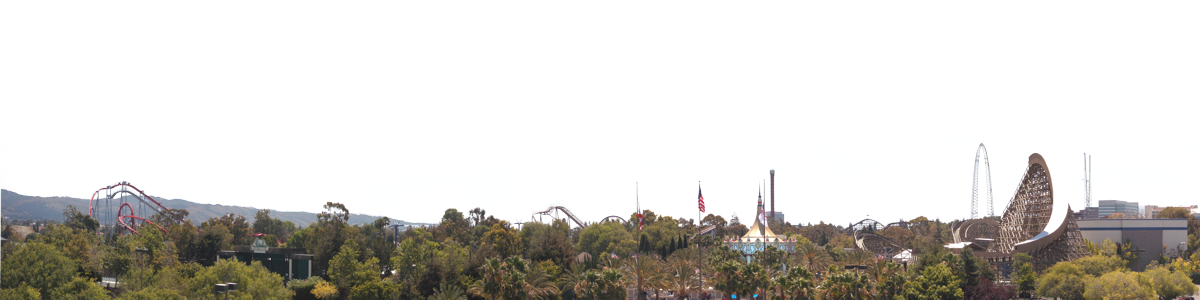 Great America Amusement Park Santa Clara Thumbnail