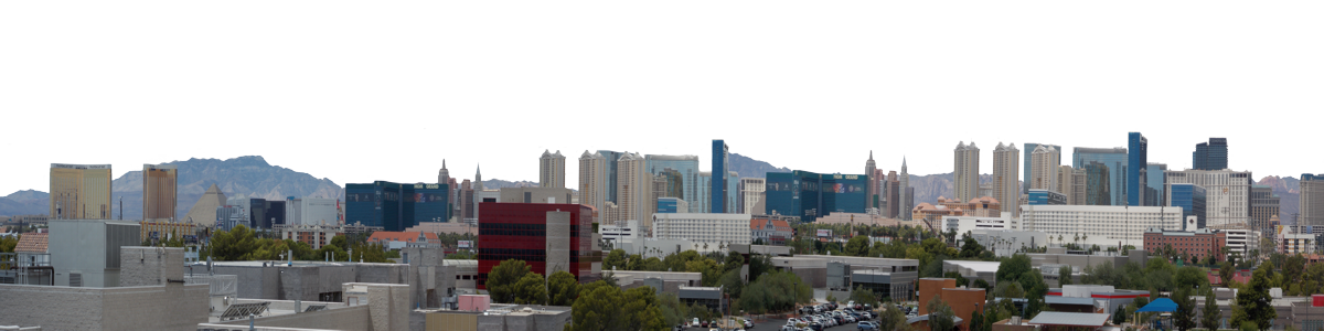 Las Vegas Skyline Part 1