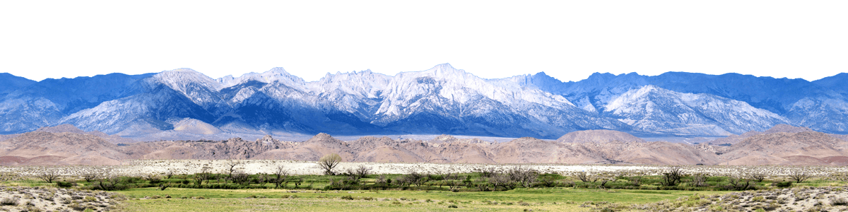 Owens Valley Early Spring Snow Continuous
