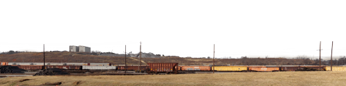 Railroad Yard Roanoke