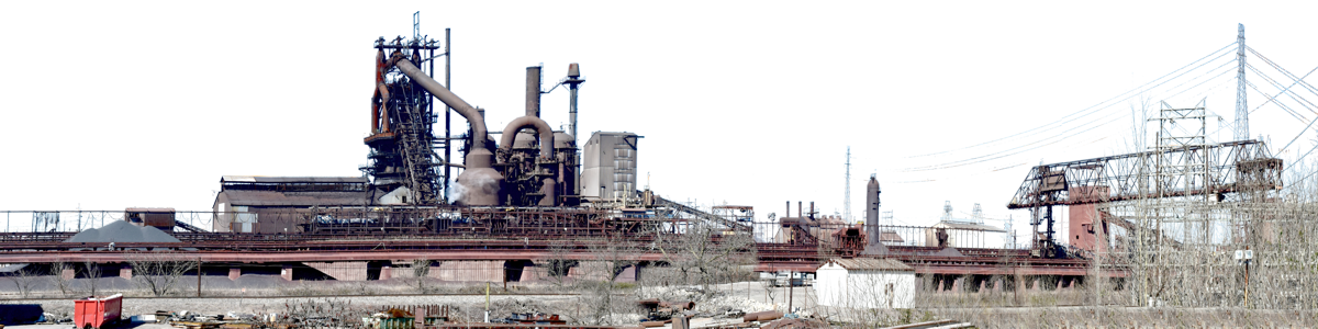 Steel Mill Ashland Front Left