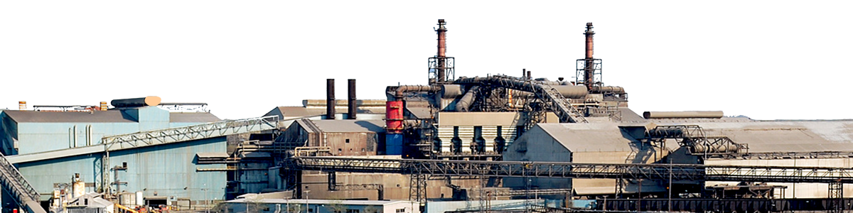 Steel Mill Mittal Cleveland Left